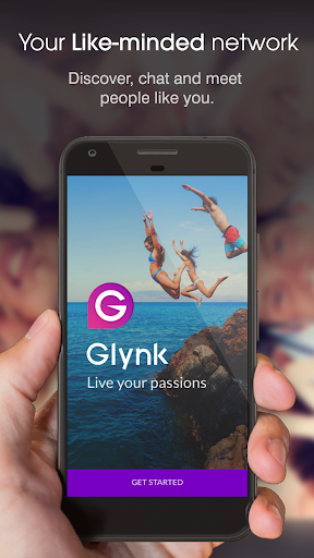 Chat & Meet New People Nearby - Friendship App  screenshots 1