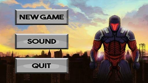 Iron Captain Avenger