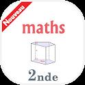 Cours de maths seconde icon