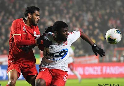Terem Moffi toujours suivi en Ligue 1, Courtrai va devoir s'accrocher à sa pépite