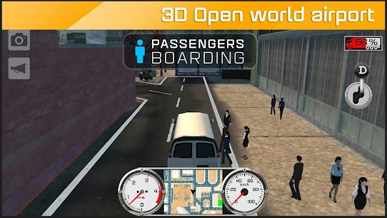 Airport Vehicle Simulator Apk Download For Android and Iphone 7