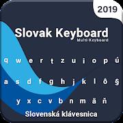 Slovak Keyboard 2019: Slovak Theme