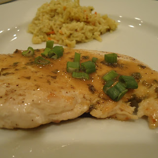 Chicken Diane – What a delicious surprise!