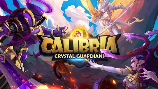 Calibria Crystal Guardians MOD (Damage Multiplier/Unlimited Skills) 1