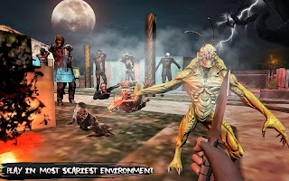 Dead Zombie Real Shooting Revenge