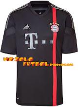 Photo: Bayern Münich 3ª * Camiseta Manga Corta
