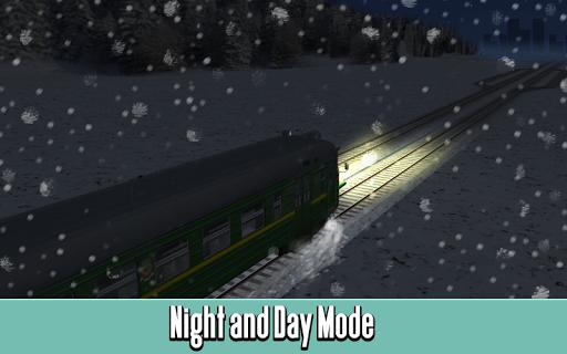 Russian Train Driver Simulator  screenshots 6