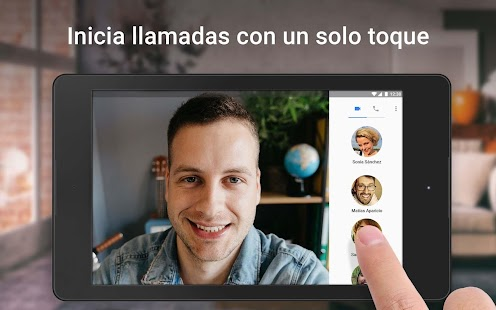 Google Duo: videollamadas de alta calidad Screenshot