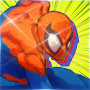 Super Spider Subway Hero Santa Run Adventure World