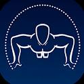 Push Ups Fitness - Tracker icon