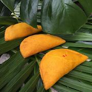 STUSH Lentil & Veggie Jamaican Pattie