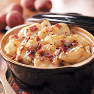 German Baked Potatoes Recipes.