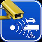 Speed Camera Detector Free icon