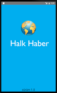 Halk Haber- screenshot thumbnail
