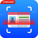 Business Card Scanner & Saver - Scan & Organize icon
