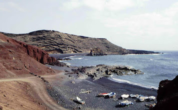 Photo: El Golfo en Lanzarote
