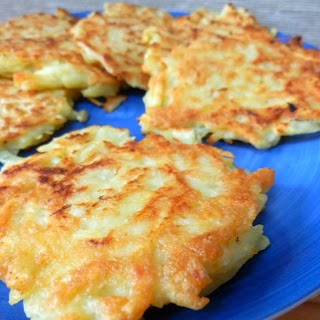 Potato Pancake Batter Recipes