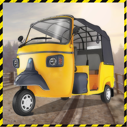 Indian Auto Rickshaw Driving