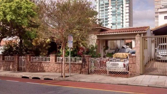 Terreno à venda, 400 m² por R$ 2.799.999 - Santo Antônio - São Caetano do Sul/SP
