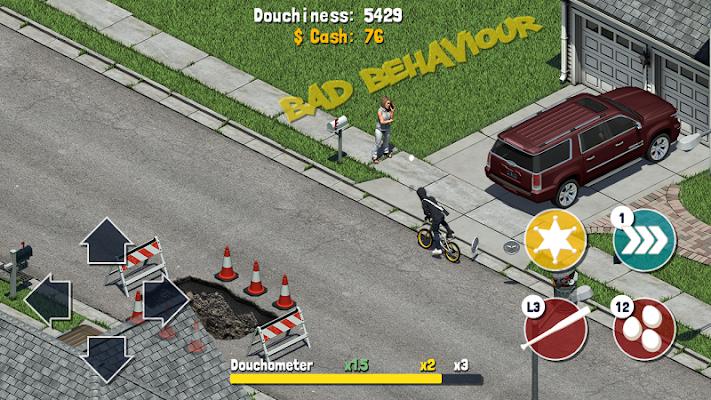 Douchebag the Game - screenshot