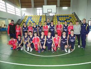 Photo: 11-01-2014 Gara U14 Basket Eolie-Peppino Cocuzza S. Filippo del Mela