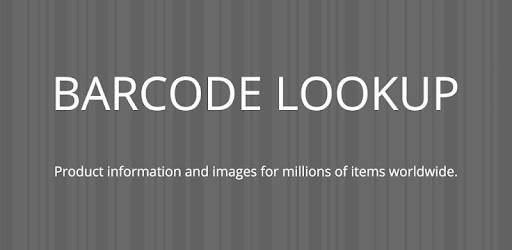 Barcode Lookup - Apps on Google Play