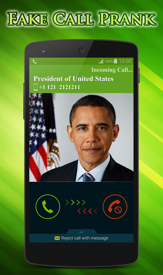 Fake Call- screenshot