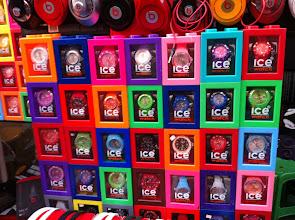 Photo: Ice Watch à Marrakech