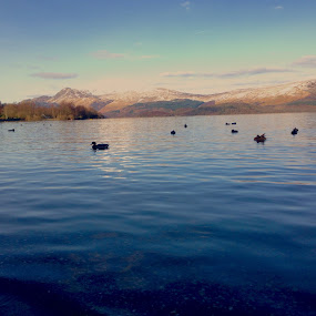 Loch Lommond by Bronagh Marnie - Instagram & Mobile iPhone
