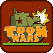 Toon Wars: Online Tank Battles