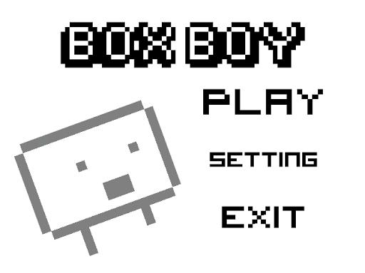 [Free] Box Boy 박스보이