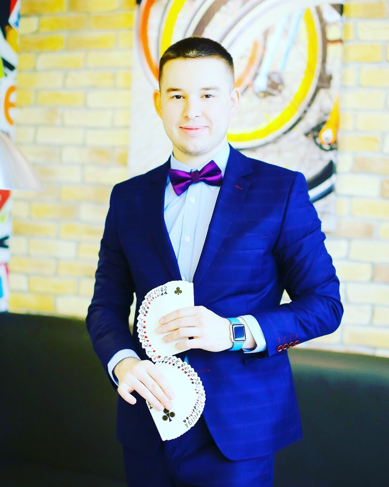 Александр Замятин в Перми