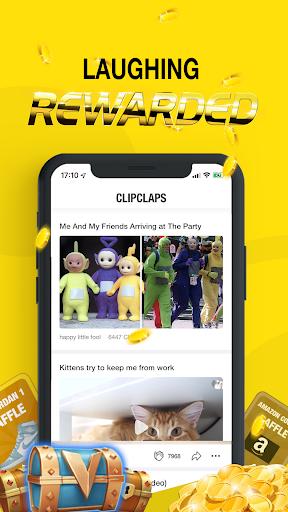 ClipClaps - Reward For Laughs screenshots 4