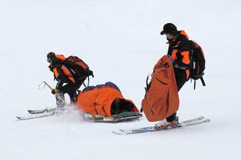 Sécurité montagne ski de randonée