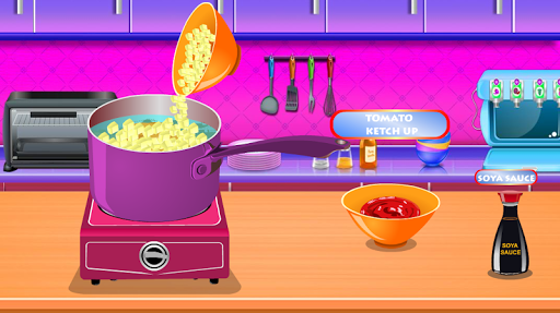 Barbeque Chicken Recipe - Cooking Games screenshots 2