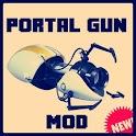 Mod Portal Gun для Minecraft icon