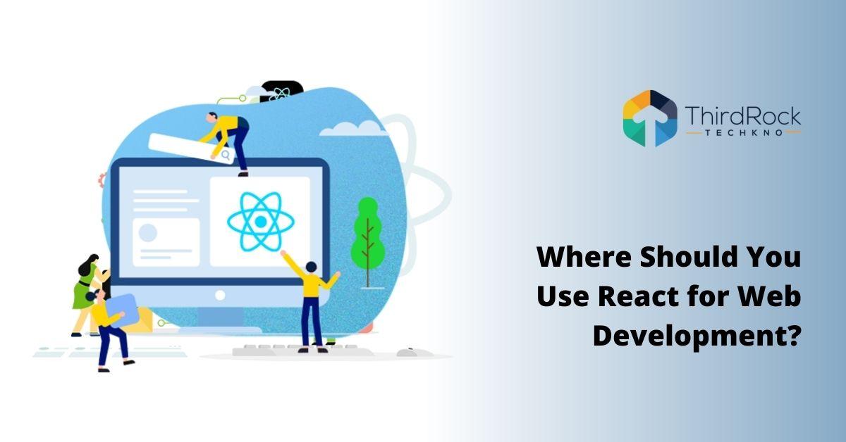 React for web development