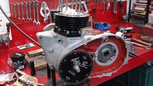 Préparation Bonneville machines et moteurs