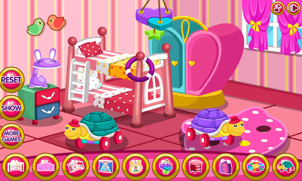 twin baby room decoration game android apps on google play ForBaby Room Decoration Games