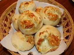 Garlic & Cheese Rolls Recipe
