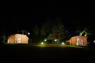 Photo: Ombres et lumières se fondent...