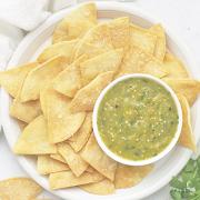 Nacho and Salsa (Spicy)