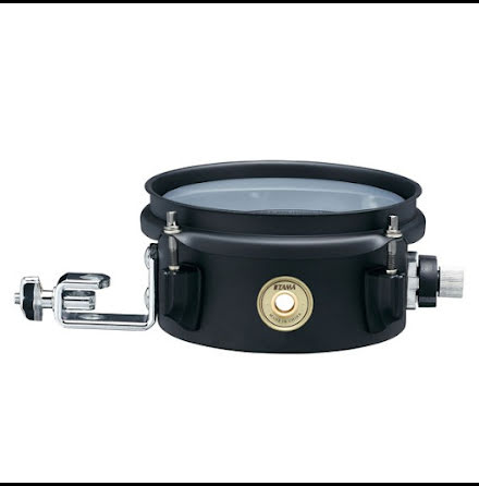 """6"""" x3"""" Tama Metalworks Mini-Tymp Snare - BST63MBK"""