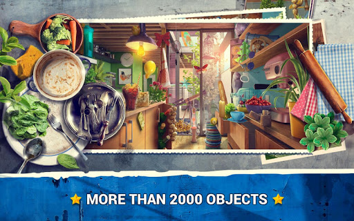 Hidden Objects Messy Kitchen u2013 Cleaning Game  screenshots 7