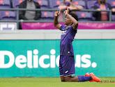 Anderlecht speelde gelijk tegen Eupen