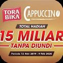 Tips Toraccino Dapat Hadiah Tanpa Diundi-Auto Kaya icon