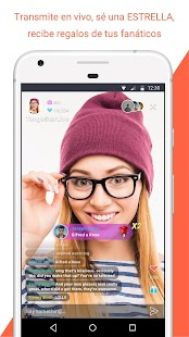 Tango - Chat y Llamadas Gratis Screenshot