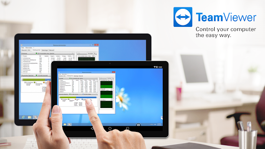 TeamViewer for Remote Control Apk Download Latest Version 7