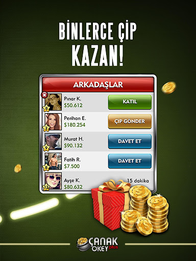 Çanak Okey Plus screenshot 9