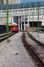 Photo: Riverfront Trolly New Orleans
